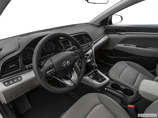2020 Hyundai Elantra SEL photo