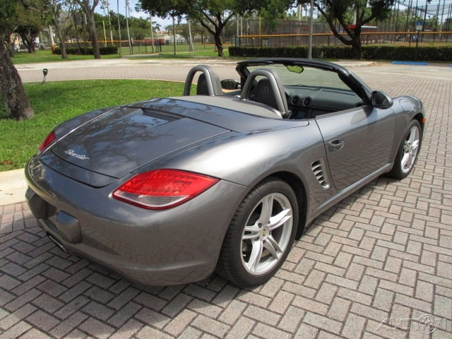 2011 Porsche Boxster photo