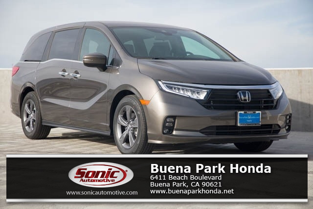 2021 Honda Odyssey EX photo