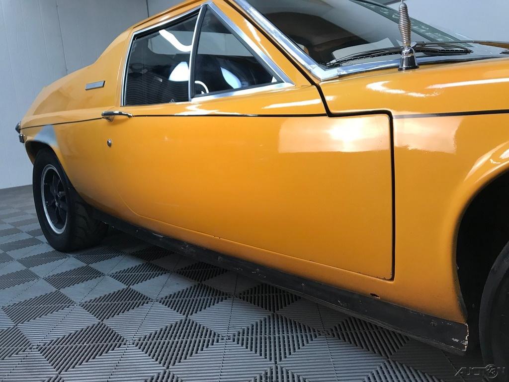 1972 Lotus Europa Twin Cam Big Valve: 1972 LOTUS EUROPA TWIN CAM, BIG VALVE. 4-SPEED. ALLOYS. DRIVER. 46,717 MILES.