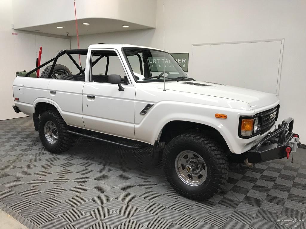 1985 Toyota Land Cruiser FJ60 Custom | eBay