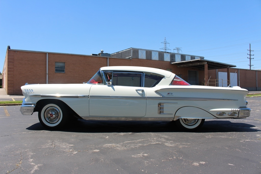 1958 Chevrolet Impala Impala Sport Coupe Bel Air   eBay