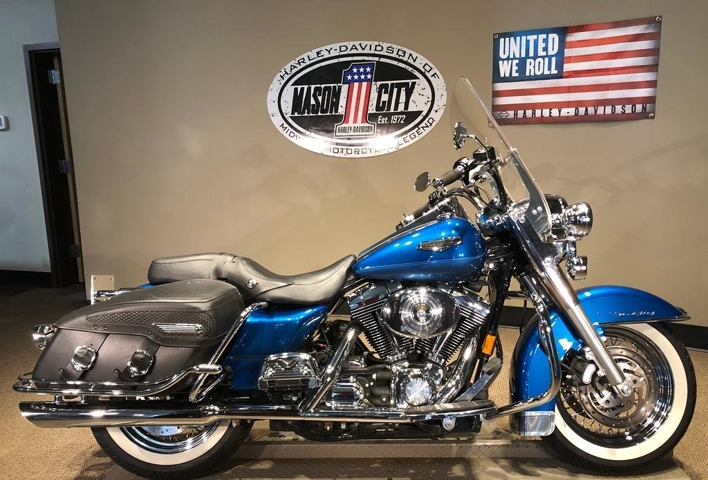 2005 Harley Davidson Touring Road King Classic Ebay