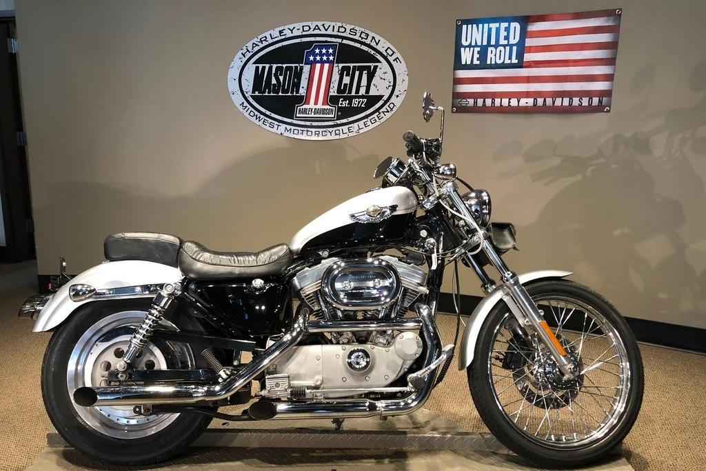 2003 Harley Davidson Sportster 883 Custom Ebay