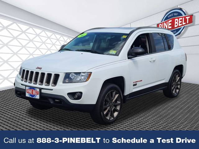 used 2016 Jeep Compass car, priced at $13,701