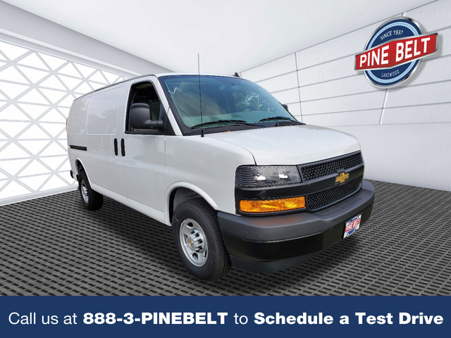 new 2020 Chevrolet Express Cargo car